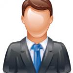 avatar homme brun