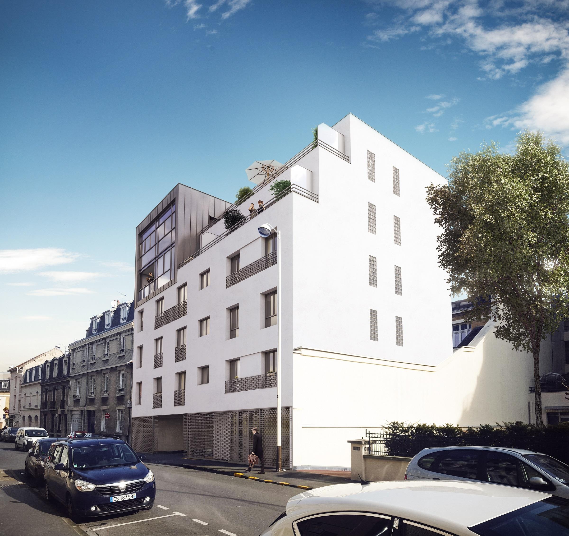 Résidence - Appartement - Paix Ponsardin